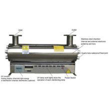 Sistemas de purificación de agua UV para tratamiento de agua de acuicultura