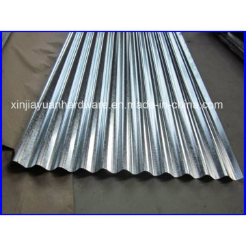 Hot DIP Galvanized Corrugated Roofing Sheet