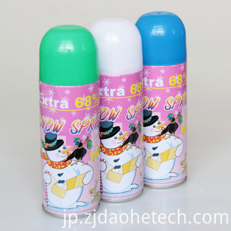 68% X'man Snow Spray