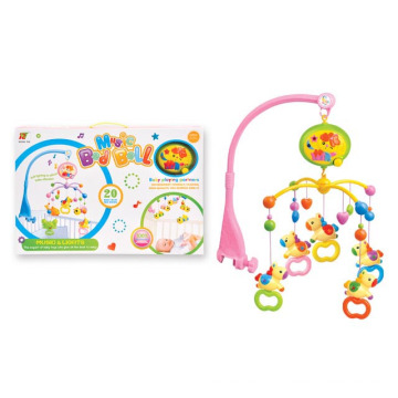Musique chaude roulement bébé lit bell Chine usine jouets