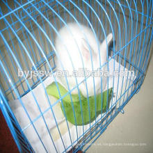 Hermosas jaulas de conejo