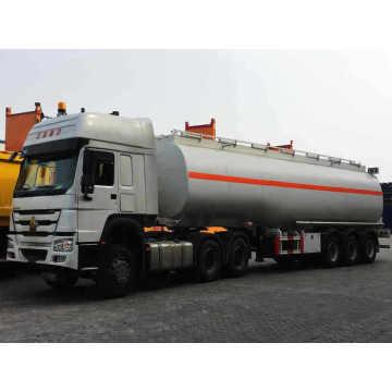 60cbm Oil Tank Truck Oil Fuel Transport