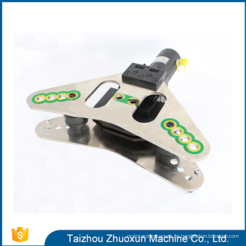 Buena herramienta de flexión de barras hidráulicas PLW-125 precio