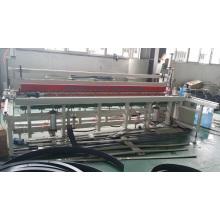 Zw5000 Máquina de plegado de plástico de PVC