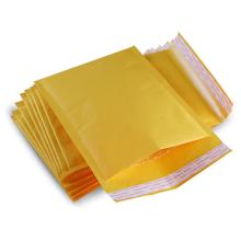 Custom sizes kraft bubble mailer envelopes