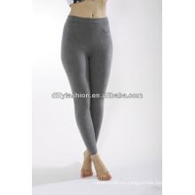 invierno cálido al por mayor 100% pantalones de cachemira