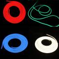 Luz flexible de la cuerda redonda de 10m m LED, cuerda decorativa Light100m del LED con TUV Ce RoHS