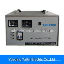 Regulador automático del estabilizador del voltaje de la CA de 10kw SVC para el refrigerador
