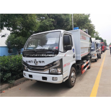Hot sale compression garbage truck for sale