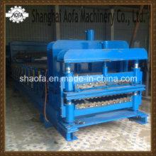 Máquina formadora de rolos para telhas (AF-836)