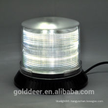 White Warning Beacon Lighting Led Flashing Beacon