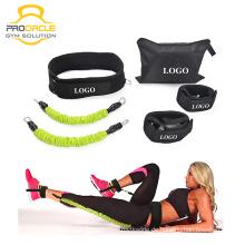 Fitness-Training Bounce-Trainer Bein-Widerstand-Band-Set Vertikale Jump Trainer