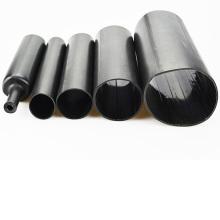 Дешевые Анти-УФ средний стенками, клей выстроились термоусадочной трубки