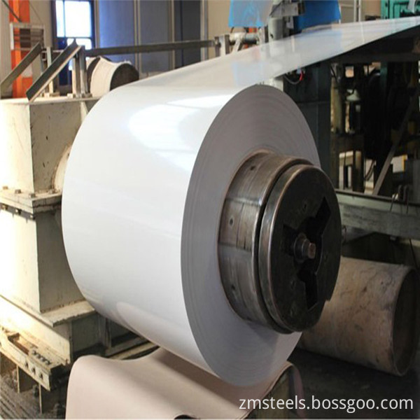 G550 Galvanised Steel