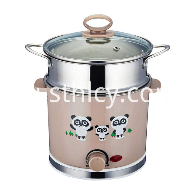 Electric Cooking Pot Travel