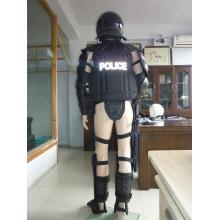 Riot Gear in Full Body Armor Suit