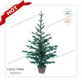 H90-125cm Regalo modificado para requisitos particulares del árbol de navidad del arte de la hierba