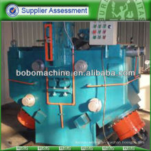 Spiral blade cold rolling machine