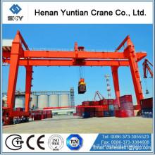 Guindaste de pórtico montada em trilho do recipiente de RMG 50 toneladas para o preço barato no porto