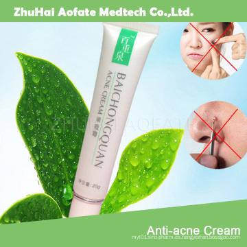 Anti-Acné y Pimple & Cuidado de la Piel Crema Facial