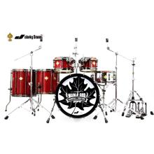 Maple Wood  Drum Set