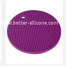 Fashionable Waterproof Silicon Pot Pad