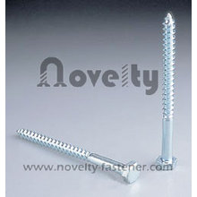 Lag hexagonal Screw(DIN571)