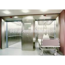Safe & großer Krankenhausaufzug von Delfar mit gutem Preis