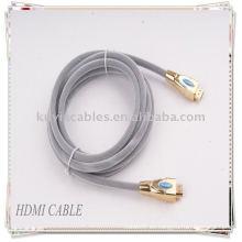 Cable caliente de la venta 1.4v HDMI para HDTV