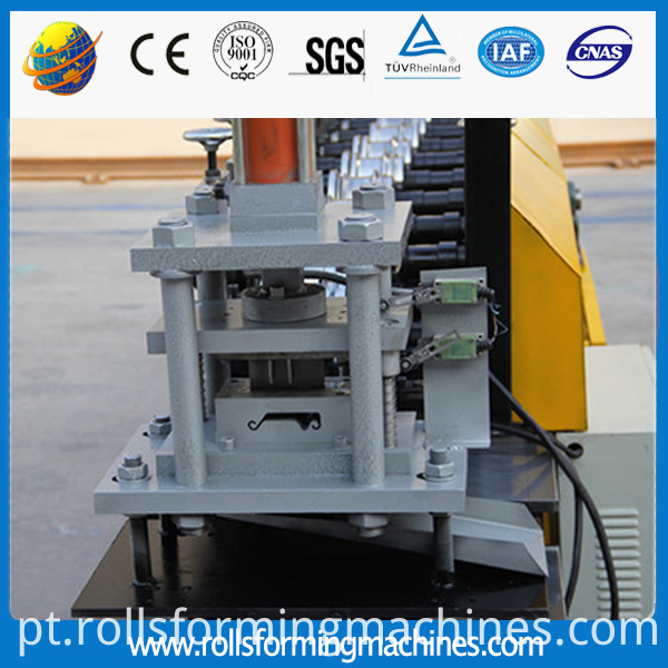Security Shutters Door Making Machine