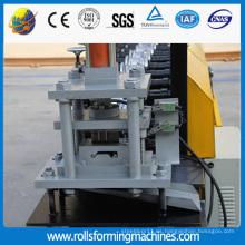 Máquina de fabricación de puerta de persianas de seguridad