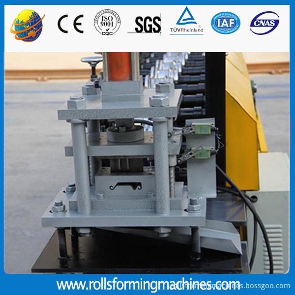 shutter slat roll forming machine