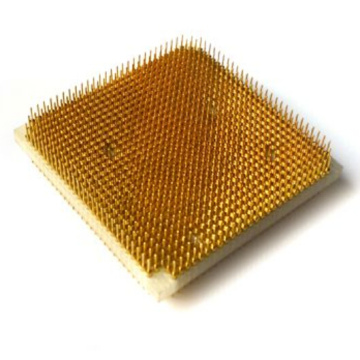 2.54x2.54mm bewerkte PGA Pin Grid Array Sockets Connector