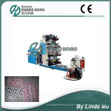 Máquina de impressão flexográfica do Serviette de 4 cores (CH804-400)