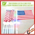 Banderas luminosas LED promocionales