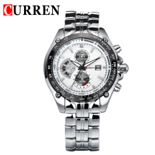 Stainless Steel Business Men Watch Curren