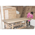De Buena Calidad Puerta de madera interior (DS-6024)