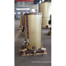 Caldera de vapor vertical de aceite (gas) Lws0.2
