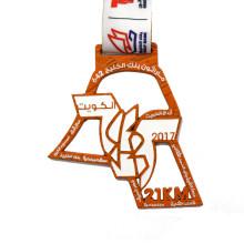 Wholesale Custom Design Metal Craft Sport Zinc Alloy Medal