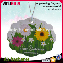 From china manufacture wholesale absorbent paper car air freshener