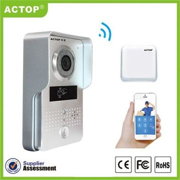 Bel Home Security Bel dengan Aplikasi