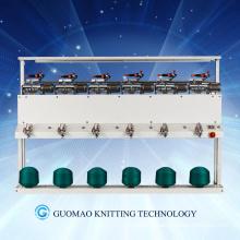 Auto entièrement haute vitesse laine filé bobinage de la canette machine(GUOSHENG)