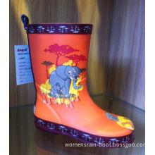 Size 22 Hello Kitty  Or Durable Children Rubber Rain Boots Summer