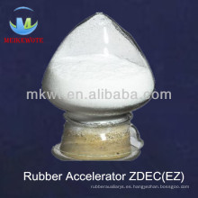 agentes químicos auxiliares /Rubber acelerador ZDEC(EZ) /CAS No: 14324-55-1