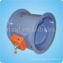 Apagador (apagador de gas, regulador de aire) a prueba de fuego