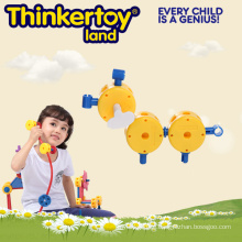 Kinder Parkhaus Bausteine Pädagogische Tier Spielzeug