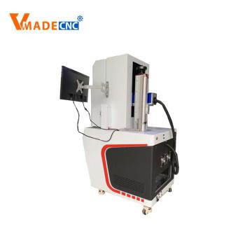 Aplicación de la máquina de marcado CNC 30w