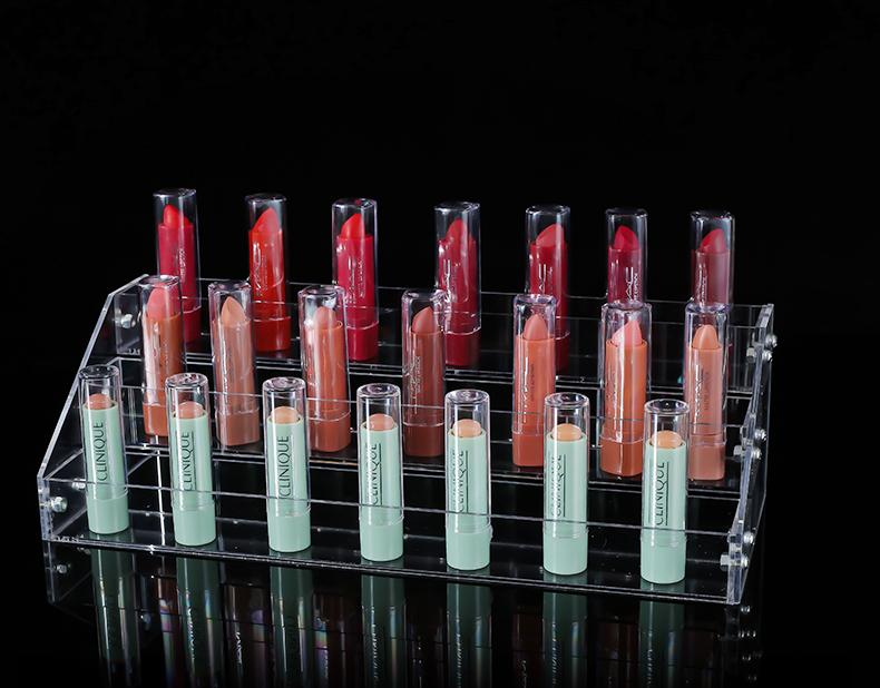 lipstick stand rack