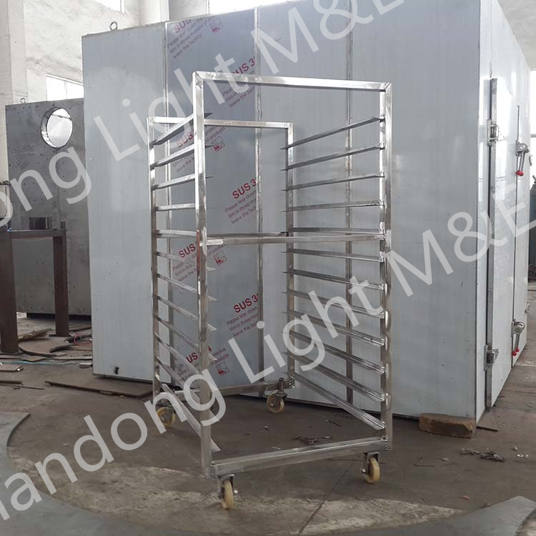 Hot Air Cabinet Tray Dryer