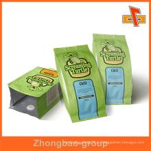 Красочная печать стороне печать мешок для упаковки 1 кг пищи